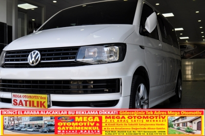 SATILIK 2016 Model vip Tasarım Transporter 155.000 Tel; 0 530 494 80 25